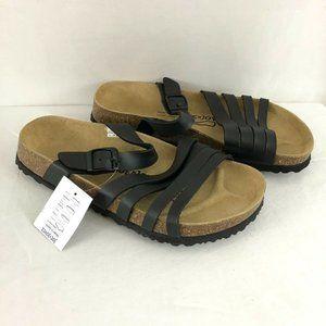 Joe N Joyce Womens Sandals Footbed Slides 8